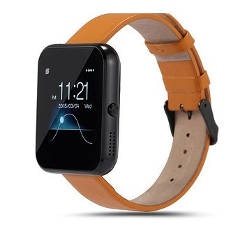 Bluetooth Smart Watch Wrist Smartwatch for IOS Android Smartphone