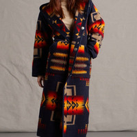 Womens Long Coats, Chief Joseph Indigo, Pendleton® Jacket