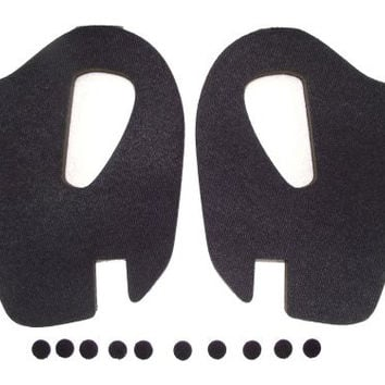 Aftermarket Upgrade Fit Kit Pads Set for Worth Liberty Batting Helmet + Free Velcro