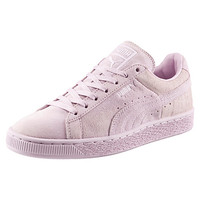 Suede Classic Emboss Women's Sneakers, buy it @ www.puma.com