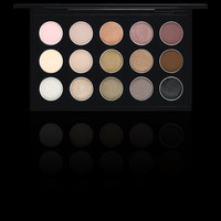 M·A·C Cosmetics | Products > Eye Kits and Palettes > Eye Shadow x 15: Cool Neutral