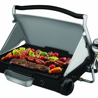 George Foreman GP200 George 2Go Portable Propane Grill and Griddle (Discontinued by Manufacturer)