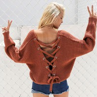 Harding Knit Sweater