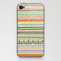 Pattern No.3 iPhone & iPod Skin by Sandra Dieckmann | Society6