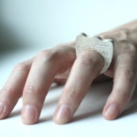 Texture Ring 01 | Michal Lando Design