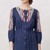 Anthropologie - Agonda Peasant Tunic