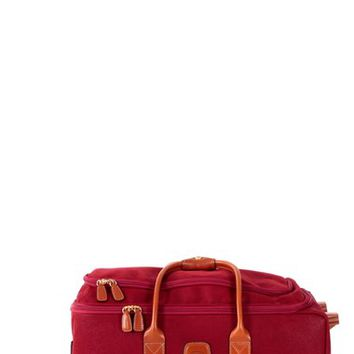 Men's Bric's 'Life' Rolling Carry-On Duffel Bag (21 Inch)