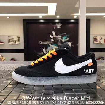 Nike x Off-White Blazer Mid  Shoes