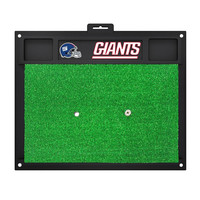 New York Giants NFL Golf Hitting Mat (20in L x 17in W)