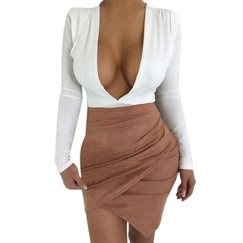 High Waist Penny Skirt