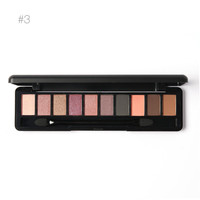 Sugarbox Cosmetics Eye shadow Color Makeup PRO Shimmer Eyeshadow PALETTE