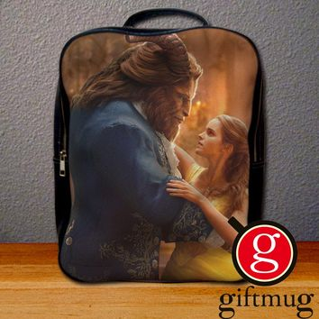 The Final Beauty and The Beast Backpack for Student