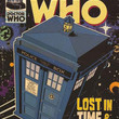 Doctor Who TARDIS Comic Book Poster 24x36
