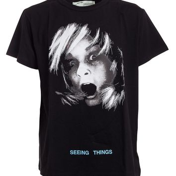 Screaming Girl T-Shirt by OFF WHITE