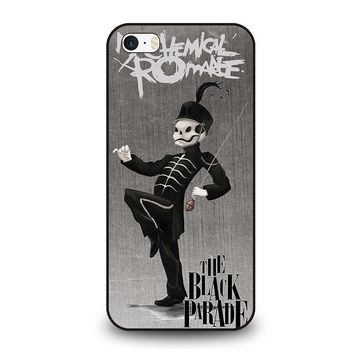 my chemical romance black parade iphone se case cover  number 1