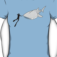Whale Shark Women's T-Shirt