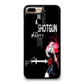 THE PRETTY RECKLESS QUOTES iPhone 7 Plus Case Cover