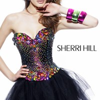 Sherri Hill 2885 Dress - MissesDressy.com