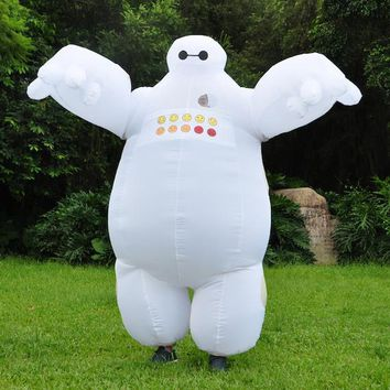 Baymax Inflatable Costume