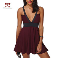 Women Summer Dress Strapless Backless Waist Elastic Mini Pleated Dress Sexy Night Out Club Party Dresses Bandage Dress Vestidos