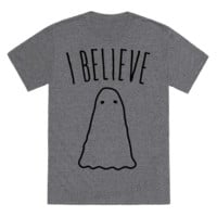 I BELIEVE (IN GHOSTS)