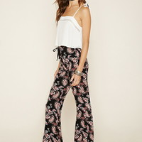 Paisley Flared Pants | Forever 21 - 2000152850