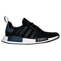 MEN'S ADIDAS ORIGINALS NMD_R1 RUNNER Core Black/Onix/Dark Blue