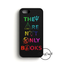 Divergent Dauntless The Brave Logo iPhone 5/5S/SE Case