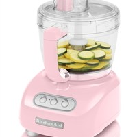 KitchenAid Pink Food Processor