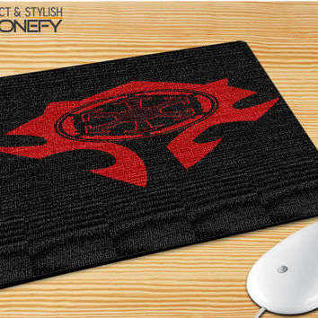 World Of Warcraft Horde Mousepad Mouse Pad|iPhonefy