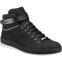 EDITORS' NOTES - Dior Homme – High-Top Sneaker