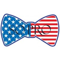 USA Sticker | Southern Proper