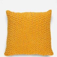 Magical Thinking Hand-Quilted Velvet Pillow-