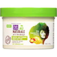 SoftSheen-Carson Dark and Lovely Au Naturale Length Retention Super Softening Hair Butter, 8 Oz - Walmart.com