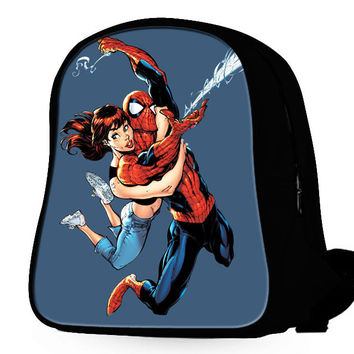 Spiderman Save Mary Jane Backpack
