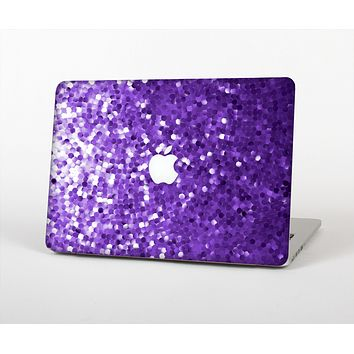 "The Purple Shaded Sequence Skin Set for the Apple MacBook Pro 13"" with Retina Display"