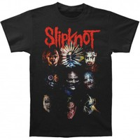 Slipknot Oxidized 2015 Tour T-shirt - Slipknot - S - Artists/Groups - Rockabilia