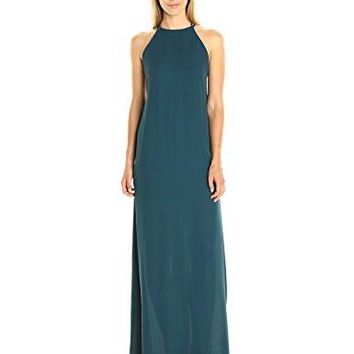 Show Me Your Mumu Women's Flirtini Maxi Dress, Midnight Crisp, S
