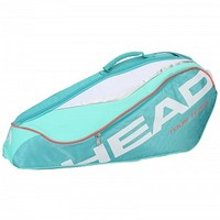 Head Tour Team Turquoise/Coral 6R Combi Bag