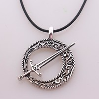 Dark Moon Necklaces Dark Souls 3 Sword Pendant