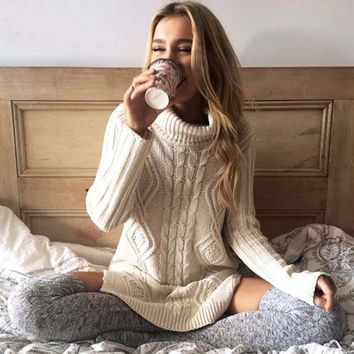 Sleepy Saturday Sweater