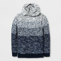Boys' Ombre Pullover Sweater - Cat & Jack™ Blue