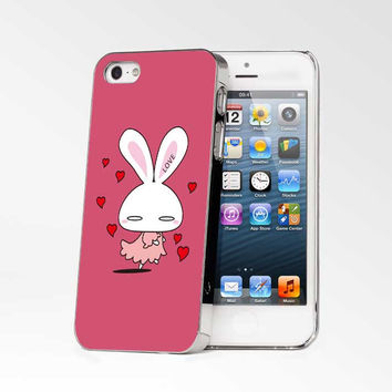 Love Little Rabbit iPhone 4s iphone 5 iphone 5s iphone 6 case, Samsung s3 samsung s4 samsung s5 note 3 note 4 case, iPod 4 5 Case