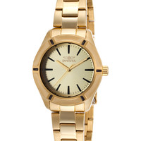 Women's Pro Diver Gold-Plated Watch