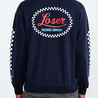 Loser Machine Freestyle Logo Sweatshirt - Urban Outfitters