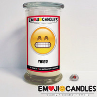 Yikes! - Emoji Candles