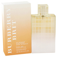 Burberry Brit Summer Perfume by Burberry Eau De Toilette Spray 2012