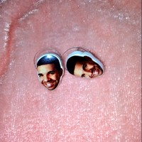 SWEET LORD O'MIGHTY! DRAKE EARRINGS