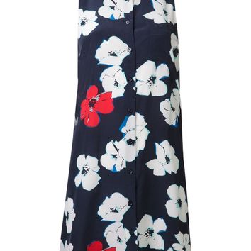Equipment 'Mina' Floral Dress