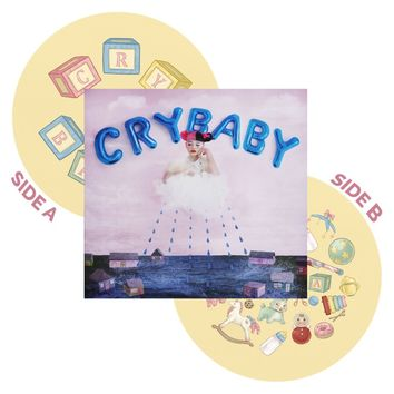 Cry Baby Picture Disc LP